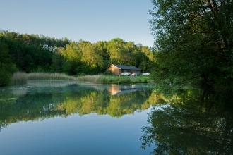 Swanwick Lakes nature reserve education centre