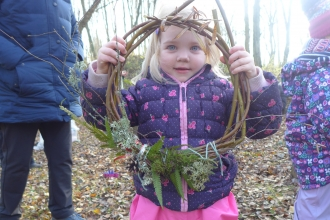 Blashford Lakes Wildlife Tots