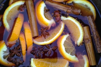Young Naturalists festive punch