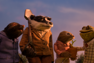 Badger, Ratty, Mole and Toad - Wilder Future campaign film