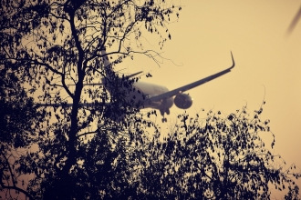 nature and plane