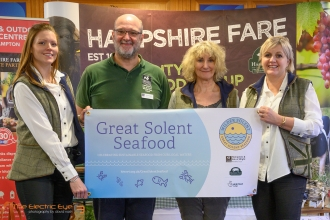 Launch of Great Solent Seafood at the Local Produce Show 2020 © The Electric Eye Photography
