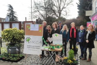 Wickham and Knowle Climate Action Group
