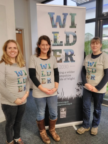 WKCA Group at Team Wilder Workshop