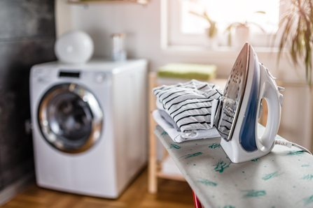 Laundry room © Kerkez via Getty Images