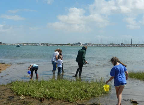 Milton Locks Pirate Party